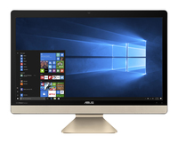 "ASUS Vivo AiO V221ICGK-BA030T 2.40GHz i3-7100U 21.5"" 1920 x 1080Pixel Marrone, Oro PC All-in-one"