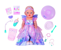 BABY born Interactive Wonderland Fairy Rider Multicolore bambola