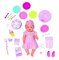 BABY born Interactive Happy Birthday Multicolore bambola