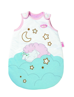 Baby Annabell Sweet Dreams Sleeping Bag Sacco a pelo per bambola