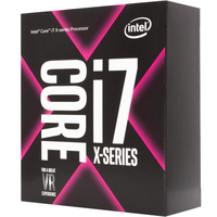 Intel Core i7-7740X 4.3GHz 8MB Cache intelligente Scatola processore