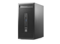 HP EliteDesk 705 G2 3.6GHz PRO A10-8750B Microtorre Nero PC