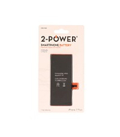 2-Power MBI0196B mobile phone spare part Battery Black