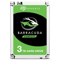 "SEAGATE BARRACUDA HD INTERNO 3.5"" 3TB"