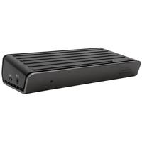 Targus DOCK180USZ notebook dock/port replicator Wired USB 3.2 Gen 1 (3.1 Gen 1) Type-C Black