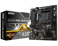 MSI MOTHERBOARD A320M PRO-VD DDR4