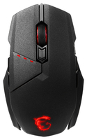 MOUSE GAMING CLUTCH GM70 MSI BLACK PN:S12-0401450-D22