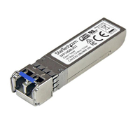 StarTech.com MSA Uncoded SFP+ Module - 10GBASE-LR - 10GbE Single Mode Fiber (SMF) Optic Transceiver - 10GE Gigabit Ethernet SFP+ - LC 10km - 1310nm - DDM