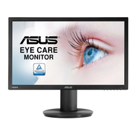 ASUS VP229HAL LED display 54.6 cm (21.5