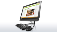 "Lenovo IdeaCentre 300 2.3GHz i3-6100U 23"" 1920 x 1080Pixel Nero PC All-in-one"
