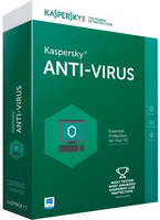 Software Kaspersky Antivirus 2018 1PC