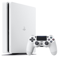 PS4 SONY CONSOLE CHASSIS 500GB WHITE