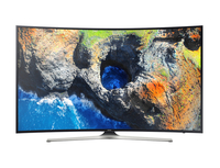 "TV LED 55"" SAMSUNG 4K CURVE UE55MU6272 EUROPA BLACK"