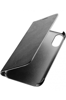 CUSTODIA PER APPLE IPHONE X CELLULAR LINE BOOKESSIPH8K BLACK