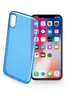 CUSTODIA PER APPLE IPHONE X CELLULAR LINE COLORCIPH8B BLUE