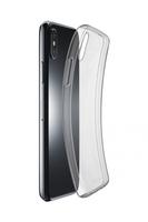 CUSTODIA PER APPLE IPHONE X IN GOMMA FINE CELLULAR LINE FINECIPH8T CLEAR