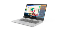 "Lenovo Yoga 920 Vibes 1.80GHz i7-8550U 13.9"" 3840 x 2160Pixel Touch screen Platino Ibrido (2 in 1)"