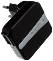 Cellularline Cellular Line MP3 USB Travel & Car Charger Nero caricabatterie per cellulari e PDA