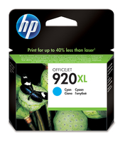 HP 920XL Cyan Officejet Ink Cartridge Ciano cartuccia d