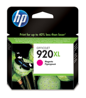 HP 920XL Magenta Officejet Ink Cartridge Magenta cartuccia d