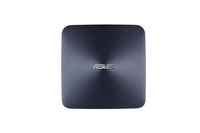 ASUS VivoMini UN65U-M046M 2.5GHz i5-7200U PC di dimensione 0,7L Blu Mini PC