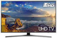 "Samsung UE49MU6440 49"" 4K Ultra HD Smart TV Wi-Fi Argento LED TV"