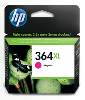 HP 364XL Magenta Ink Cartridge magenta cartuccia d