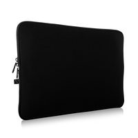 "V7 Custodia impermeabile per laptop 14"" in neoprene"