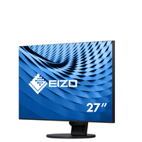 "EIZO FlexScan EV2785 27"" 4K Ultra HD IPS Nero Piatto monitor piatto per PC"