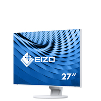 "EIZO FlexScan EV2785 27"" 4K Ultra HD IPS Bianco Piatto monitor piatto per PC"