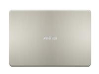 "ASUS VivoBook S410UA-EB138T-BE 2.40GHz i3-7100U 14"" 1920 x 1080Pixels Goud Notebook"
