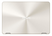 "ASUS ZenBook Flip UX360CA-0121A7Y30 1GHz m3-7Y30 13.3"" 1920 x 1080Pixel Touch screen Oro Ibrido (2 in 1) notebook/portatile"