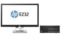 HP 280 G2 SFF + EliteDisplay E232 3.2GHz i5-6500 SFF Nero PC