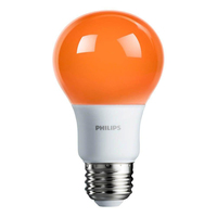 Philips 046677463236 8W E26 Arancione lampada LED energy-saving lamp