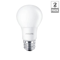 Philips 046677455552 8.5W E26 Bianco morbido lampada LED energy-saving lamp