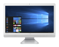 "ASUS Vivo AiO V221IDUK-WA013D 2GHz J3355 21.5"" 1920 x 1080Pixel Bianco PC All-in-one"
