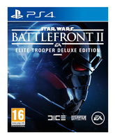 Sony Star Wars Battlefront II Elite Trooper Deluxe Edition PS4 Deluxe PlayStation 4 videogioco