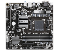 Gigabyte GA-78LMT-USB3 R2 (rev. 1.0) AMD 760G Socket AM3+ Mini-ATX scheda madre