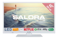 "Salora 40FSW5012 40"" Full HD Smart TV Bianco LED TV"