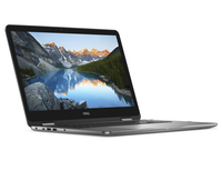 "DELL Inspiron 7773 i7-8550U 17.3"" 1920 x 1080Pixel Touch screen Nero, Grigio Ibrido (2 in 1)"
