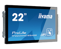 "iiyama ProLite TF2234MC-B5AGB 21.5"" 1920 x 1080Pixel Multi-touch Nero monitor touch screen"