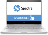 "HP Spectre x360 13-ae020ca 1.8GHz i7-8550U 13.3"" 1920 x 1080Pixel Touch screen Argento Ibrido (2 in 1)"