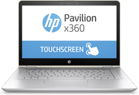 "HP Pavilion x360 14-ba114tx 1.8GHz i7-8550U 14"" 1920 x 1080Pixel Touch screen Oro, Argento Ibrido (2 in 1)"