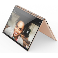 "Lenovo Yoga 920 1.6GHz i5-8250U 13.9"" 1920 x 1080Pixel Touch screen Rame Ibrido (2 in 1)"