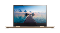 "Lenovo Yoga 720 2.7GHz i7-7500U 13.3"" 3840 x 2160Pixel Touch screen Oro Ibrido (2 in 1)"