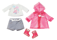 Baby Annabell Deluxe Puddle Jumping Set di vestiti per bambola