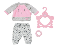 Baby Annabell Sweet Dreams Pyjamas Set di vestiti per bambola