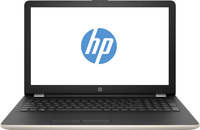 "HP 15-bs501ng 1.6GHz N3060 15.6"" 1366 x 768Pixel Nero, Oro Computer portatile"