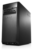Lenovo IdeaCentre 300-20 1.6GHz J3710 Mini Tower Nero PC