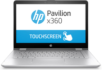 "HP Pavilion x360 14-ba137ns 1.60GHz i5-8250U 14"" 1920 x 1080Pixel Touch screen Argento Ibrido (2 in 1)"